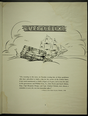 Page 11, 1946 Edition, Essex (CVA 9) - Naval Cruise Book online yearbook collection