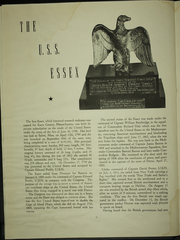 Page 12, 1946 Edition, Essex (CVA 9) - Naval Cruise Book online yearbook collection