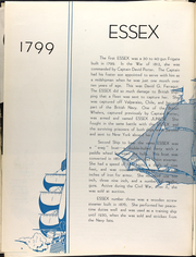 Page 10, 1954 Edition, Essex (CVA 9) - Naval Cruise Book online yearbook collection