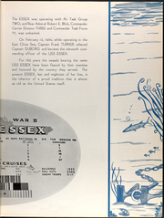 Page 13, 1954 Edition, Essex (CVA 9) - Naval Cruise Book online yearbook collection