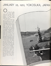 Page 14, 1954 Edition, Essex (CVA 9) - Naval Cruise Book online yearbook collection