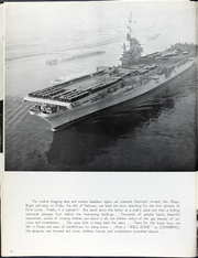 Page 16, 1954 Edition, Essex (CVA 9) - Naval Cruise Book online yearbook collection