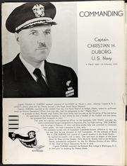 Page 8, 1954 Edition, Essex (CVA 9) - Naval Cruise Book online yearbook collection