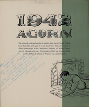 Page 4, 1942 Edition, Weber College - Acorn Yearbook (Ogden, UT) online yearbook collection
