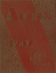 1947 Edition, Weber College - Acorn Yearbook (Ogden, UT)