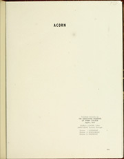 Page 5, 1947 Edition, Weber College - Acorn Yearbook (Ogden, UT) online yearbook collection