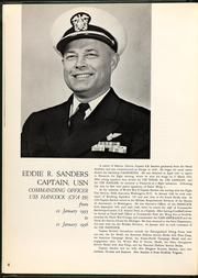 Page 8, 1956 Edition, Hancock (CVA 19) - Naval Cruise Book online yearbook collection