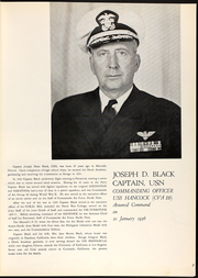 Page 9, 1956 Edition, Hancock (CVA 19) - Naval Cruise Book online yearbook collection