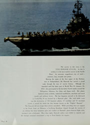 Page 12, 1957 Edition, Hancock (CVA 19) - Naval Cruise Book online yearbook collection
