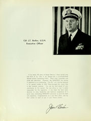 Page 12, 1960 Edition, Hancock (CVA 19) - Naval Cruise Book online yearbook collection