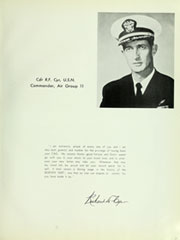 Page 13, 1960 Edition, Hancock (CVA 19) - Naval Cruise Book online yearbook collection