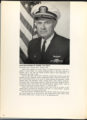 Page 12, 1966 Edition, Hancock (CVA 19) - Naval Cruise Book online yearbook collection