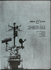 Page 3, 1966 Edition, Hancock (CVA 19) - Naval Cruise Book online yearbook collection