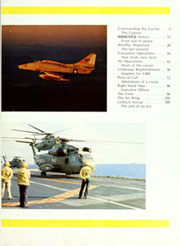 Page 7, 1975 Edition, Hancock (CVA 19) - Naval Cruise Book online yearbook collection
