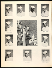 Hanson (DD 832) - Naval Cruise Book online yearbook collection, 1969 Edition, Page 24