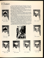 Hanson (DD 832) - Naval Cruise Book online yearbook collection, 1969 Edition, Page 47