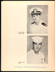 Hanson (DD 832) - Naval Cruise Book online yearbook collection, 1969 Edition, Page 78