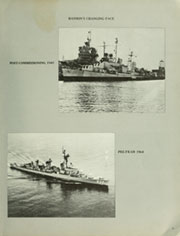 Page 7, 1972 Edition, Hanson (DD 832) - Naval Cruise Book online yearbook collection