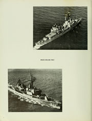 Page 8, 1972 Edition, Hanson (DD 832) - Naval Cruise Book online yearbook collection