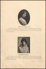 Page 8, 1915 Edition, Corydon High School - Mirror Yearbook (Corydon, KY) online yearbook collection