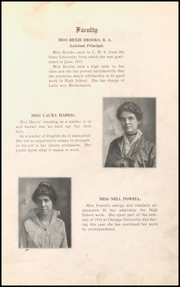 Page 13, 1916 Edition, Corydon High School - Mirror Yearbook (Corydon, KY) online yearbook collection