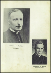 Page 11, 1952 Edition, Immaculate Conception High School - Marivale Yearbook (Hawesville, KY) online yearbook collection