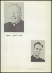 Page 13, 1955 Edition, Immaculate Conception High School - Marivale Yearbook (Hawesville, KY) online yearbook collection