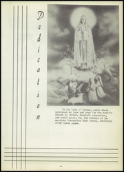 Page 7, 1955 Edition, Immaculate Conception High School - Marivale Yearbook (Hawesville, KY) online yearbook collection