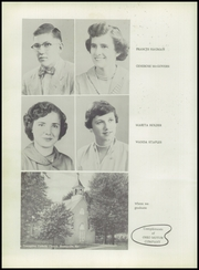 Page 10, 1956 Edition, Immaculate Conception High School - Marivale Yearbook (Hawesville, KY) online yearbook collection