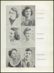 Page 11, 1956 Edition, Immaculate Conception High School - Marivale Yearbook (Hawesville, KY) online yearbook collection
