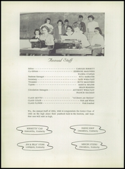 Page 6, 1956 Edition, Immaculate Conception High School - Marivale Yearbook (Hawesville, KY) online yearbook collection