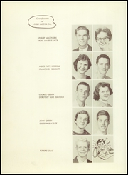 Page 12, 1957 Edition, Immaculate Conception High School - Marivale Yearbook (Hawesville, KY) online yearbook collection