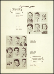 Page 14, 1957 Edition, Immaculate Conception High School - Marivale Yearbook (Hawesville, KY) online yearbook collection