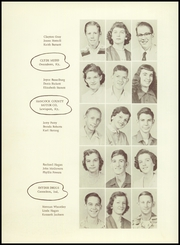Page 16, 1957 Edition, Immaculate Conception High School - Marivale Yearbook (Hawesville, KY) online yearbook collection