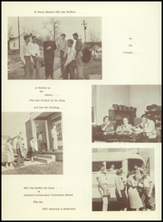 Page 8, 1957 Edition, Immaculate Conception High School - Marivale Yearbook (Hawesville, KY) online yearbook collection