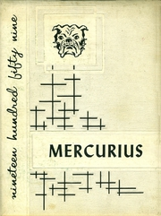 Page 1, 1959 Edition, Bridgewater Classical Academy - Mercurius Yearbook (Bridgewater, ME) online yearbook collection