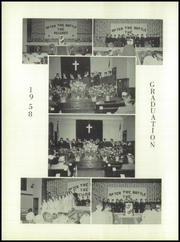 Page 12, 1959 Edition, Bridgewater Classical Academy - Mercurius Yearbook (Bridgewater, ME) online yearbook collection