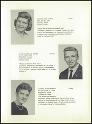 Page 15, 1959 Edition, Bridgewater Classical Academy - Mercurius Yearbook (Bridgewater, ME) online yearbook collection