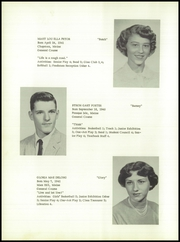 Page 16, 1959 Edition, Bridgewater Classical Academy - Mercurius Yearbook (Bridgewater, ME) online yearbook collection