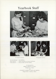 Page 10, 1964 Edition, Bridgewater Classical Academy - Mercurius Yearbook (Bridgewater, ME) online yearbook collection