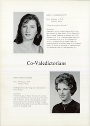 Page 12, 1964 Edition, Bridgewater Classical Academy - Mercurius Yearbook (Bridgewater, ME) online yearbook collection