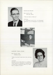 Page 16, 1964 Edition, Bridgewater Classical Academy - Mercurius Yearbook (Bridgewater, ME) online yearbook collection