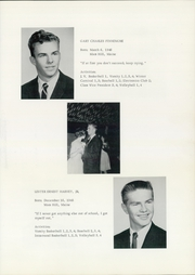 Page 17, 1964 Edition, Bridgewater Classical Academy - Mercurius Yearbook (Bridgewater, ME) online yearbook collection