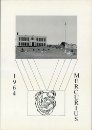 Page 5, 1964 Edition, Bridgewater Classical Academy - Mercurius Yearbook (Bridgewater, ME) online yearbook collection