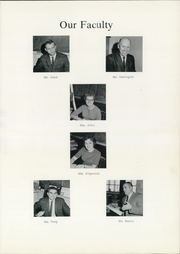 Page 9, 1964 Edition, Bridgewater Classical Academy - Mercurius Yearbook (Bridgewater, ME) online yearbook collection