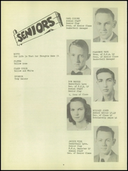 Page 12, 1949 Edition, Great Crossing High School - Treasure Chest Yearbook (Georgetown, KY) online yearbook collection