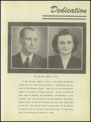 Page 7, 1949 Edition, Great Crossing High School - Treasure Chest Yearbook (Georgetown, KY) online yearbook collection