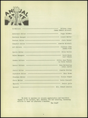 Page 8, 1949 Edition, Great Crossing High School - Treasure Chest Yearbook (Georgetown, KY) online yearbook collection