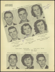 Page 16, 1951 Edition, Great Crossing High School - Treasure Chest Yearbook (Georgetown, KY) online yearbook collection