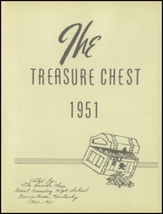 Page 5, 1951 Edition, Great Crossing High School - Treasure Chest Yearbook (Georgetown, KY) online yearbook collection